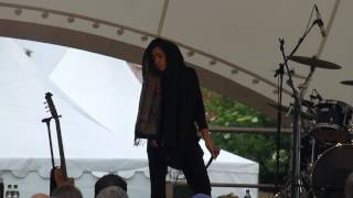Nneka - My love, my love (Africa Festival, Mainwiesen Würzburg, 28.05.16) HD