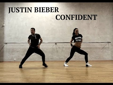 Justin Bieber - Confident / Choreography by Martina Panochová