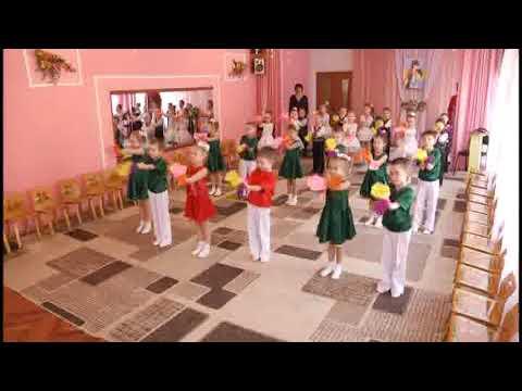 Малесенькі долоньки (танець в дитячому садку)