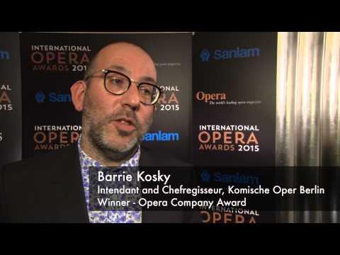 International Opera Awards 2015