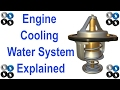 How Engine Cooling Water System Works