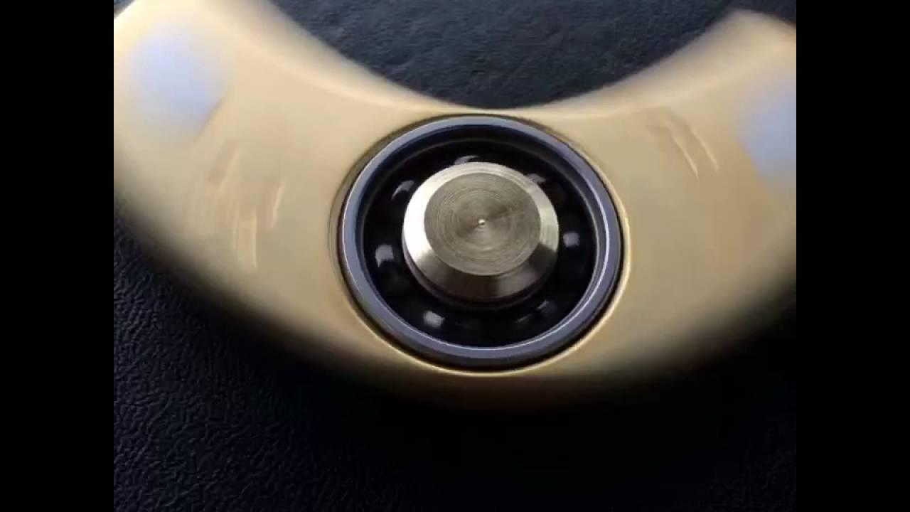Torqbar Brass Spinner