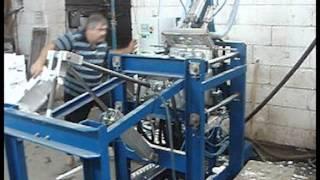 Пресс формы полуавтоматы для производства изделий из пенопласта
