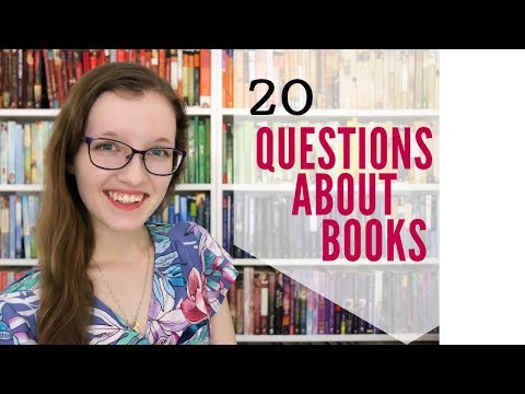 20 Questions About Books~