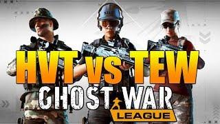 Quickplay Friday Night! | GHOST WAR PRO LEAGUE MATCH  | HVT vs TEAM Exit Wounds