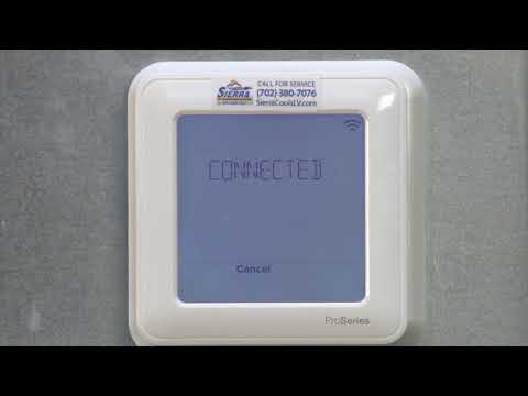 How to Set-up Your Honeywell Lyric T6 Pro Wi-Fi Thermostat