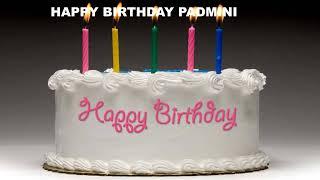 Padmini - Cakes Pasteles_14 - Happy Birthday
