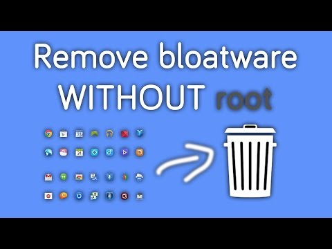 How to Remove System Apps on Android Without Root / Remove Bloatware