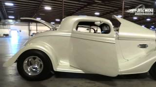 1933 Ford 3 Window Coupe Stock # 621