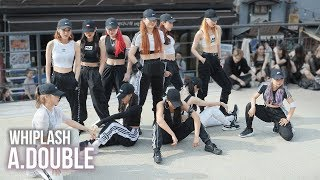 A.DOUBLE | Whiplash - NCT 127 | Choreography by Euanflow @ 홍대버스킹 | Filmed by lEtudel