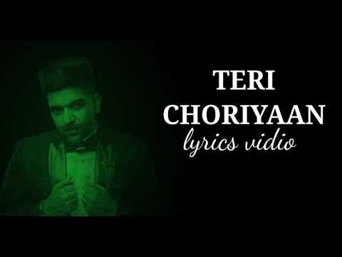 teri-choriyaan-new-song...by-guru-randhawa