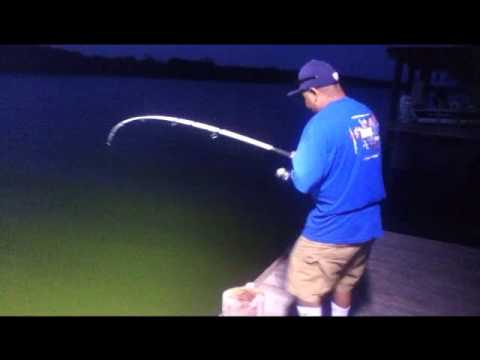 Fishing at arroyo city youtube for Arroyo city fishing