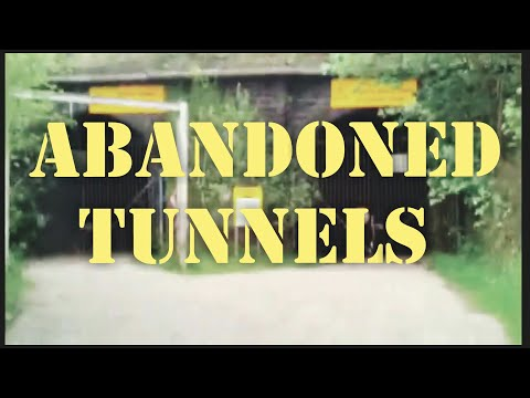 Standedge railway tunnels, Marsden, Huddersfield, UK.