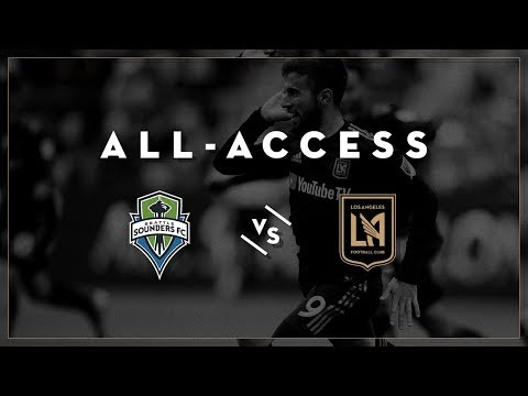 All-Access: Behind the Scenes of LAFC's First Match