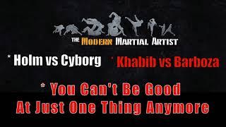 Video UFC 219 Results & Breakdown: Khabib  vs Barboza, Holm vs Cyborg- Sucker Punch Podcast #12 download MP3, 3GP, MP4, WEBM, AVI, FLV Juli 2018