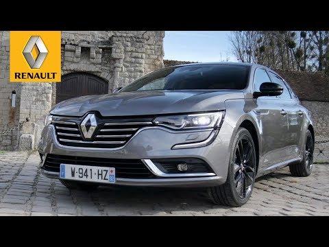 2019 Renault Talisman S-Edition | Exterior, Interior