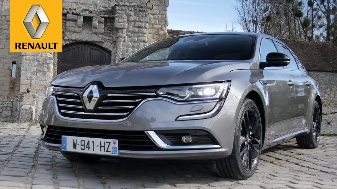 2019 renault talisman s edition exterior interior youtube. Black Bedroom Furniture Sets. Home Design Ideas
