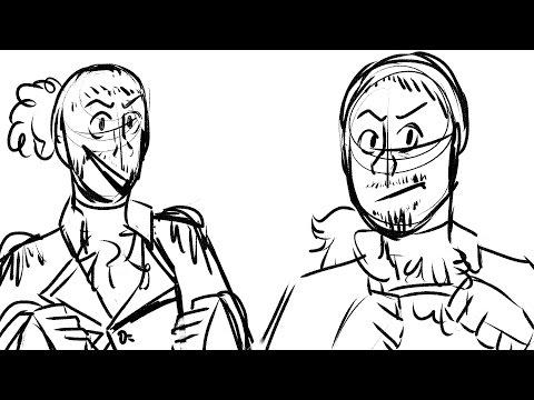 lafayette in a nutshell (Hamilton Animatic)