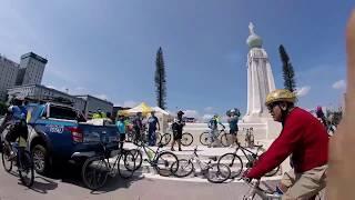 Dia mundial de la bicicleta 2018 EL SALVADOR.
