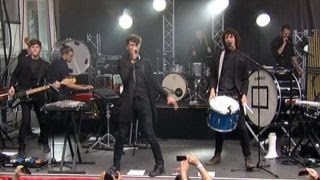 For King & Country perform