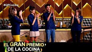El gran premio de la cocina - Programa 18/10/21 - CUADRANGULAR - ÚLTIMO DÍA