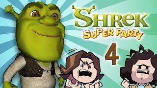 Shrek Super Party: Boat Boys - PART 4 - Game Grumps VS