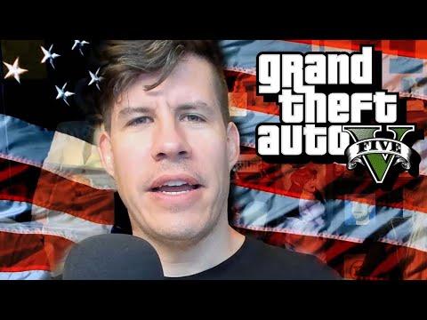 POTUS Envy - GTA 5 Funny Moments