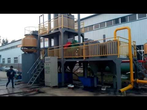 100kw biomass gasification power plant (wood chips)  send to congo