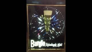Burgie motion sign