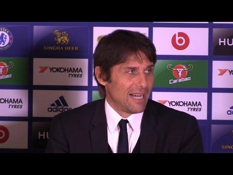 Chelsea 3-0 Middlesbrough – Antonio Conte Full Post Match Press Conference
