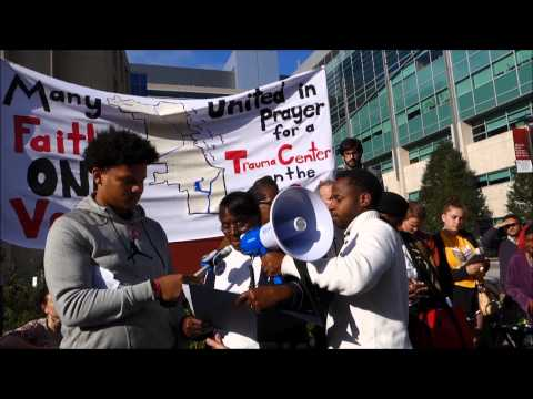 """Cantors and Rabbis """"Sing for a Trauma Center"""" on Chicago's South Side"""