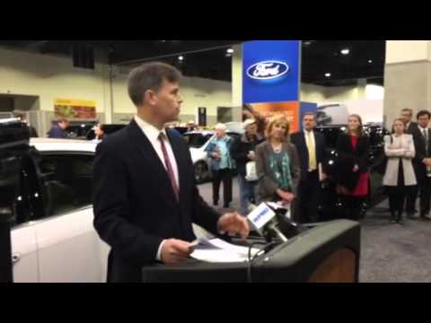 Al Dahlberg speaks about the new RI EV incentive