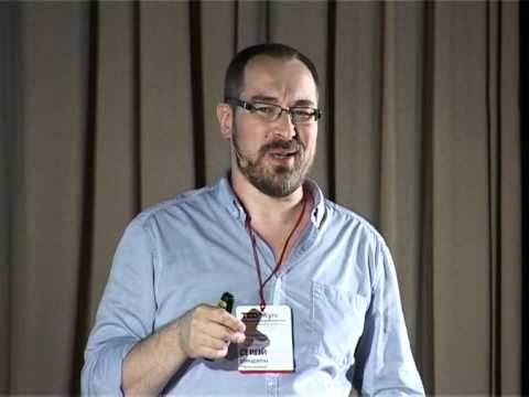 TEDxKyiv - С. Шиндяпин - Степени свободы предпринимателя