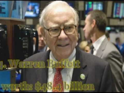 world's wealthiest people 2013 top 40.wmv