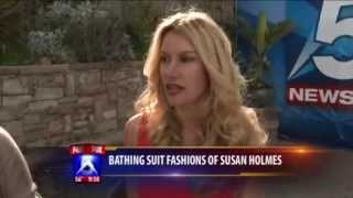 FOX5 San Diego - Susan Holmes Swimsuit Fashions