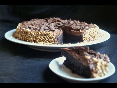 Chocolate Coffee Cake Recipe The Best Buttercream Frosting Ina