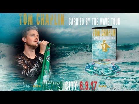 Tom Chaplin México Teatro Metropólitan - The Wave songs