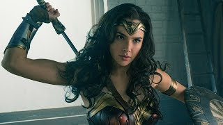 Celebs React To Wonder Woman