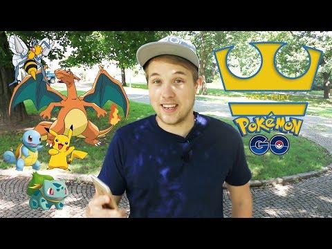 Jirka - Tipy pro hráče Pokémon GO!