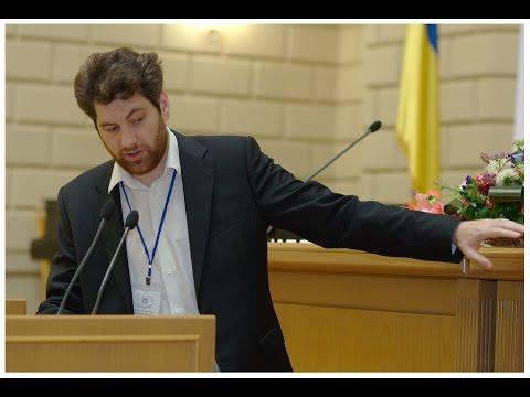 Dr. Artem Kozyrev (Ukraine) on NANO2016 Conference