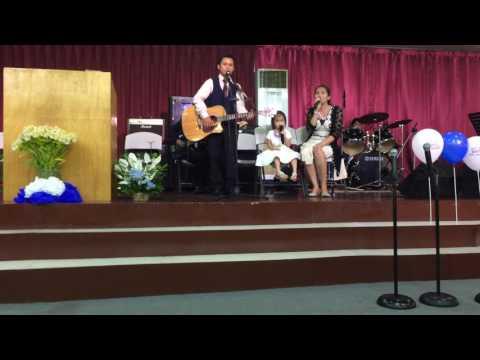 TUMBAGA FAMILY - Jesus People Wedding Presentation (Art and Ge Wedding - Jul 16)