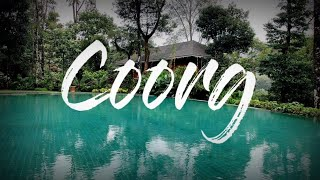 COORG Stay With Luxurious Nature Coorg Wilderness Resort Nature At Its Best Madikeri