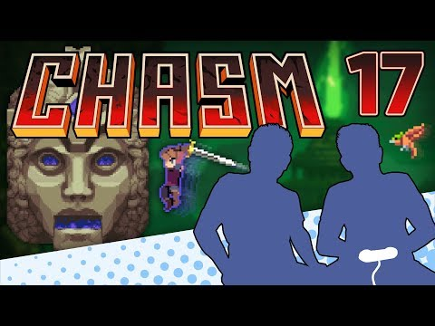 Chasm - PART 17 - ZUMA! (Boss Fight) - Let's Game It Out |