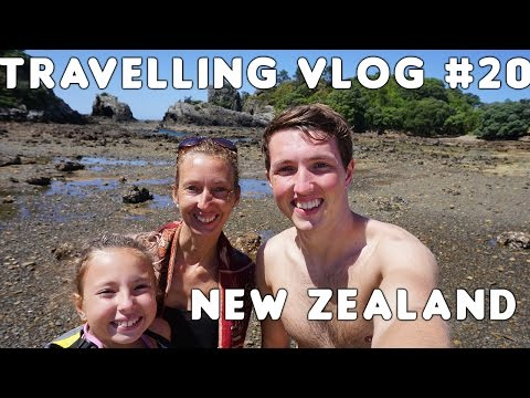 Our own private boat ride | New Zealand | Travelling Vlog #20