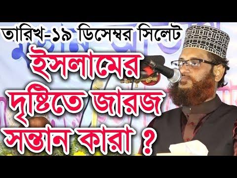 Bangla Waz Allama Zahirul Islam Al Jaber ইসলামের দৃষ্টিতে জারজ সন্তান কারা ?