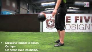 comment faire 50 jongles de la tete