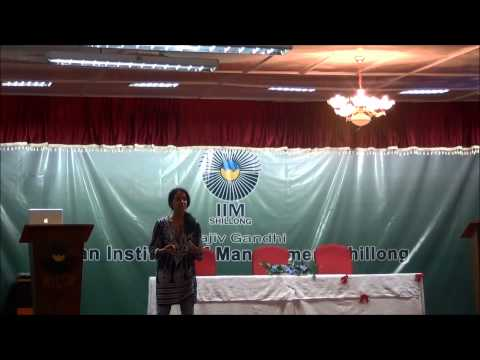 Interaction 7 of The Podium :Ms. Shaheen Mistri
