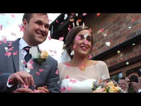 Villa Farm & York Barn Wedding Video