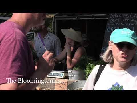 Purple Shirt Brigade protests Schooner Creek Farm