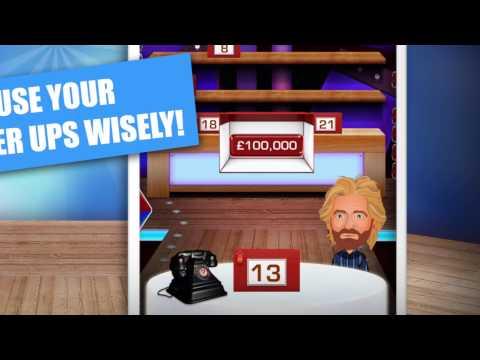 Deal or no deal online games uk version valise ordinateur roulette